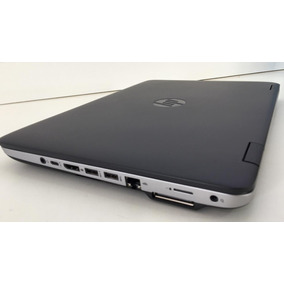 Notebook Hp Core I5-6300u 8gb Ssd 256gb 6