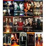 Série Sobrenatural 1,2,3,4,5,6,7, 8, 9, 10,11,12 E 13 Dublad