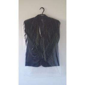 Saco Plástico Protetor Para Ternos - Lavanderia - 100 Peças