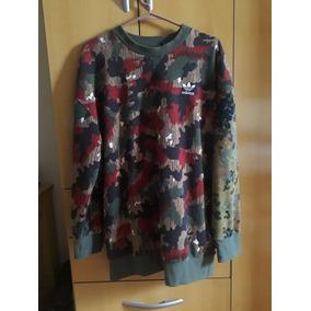8e89217024b Blusa Adidas Florida Moletom - Casacos para Masculino no Mercado ...