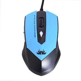 Mouse Usb Pró Gamer 2.0 Led 2400 Dpi 6 Botões Jogos Pc