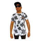 Camisa Gola Careca Luxo 100% Algodão Fio 30.1 - Flórida