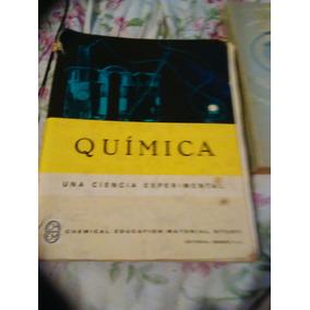 Libro De Química Experimental En Muy Buen Estado