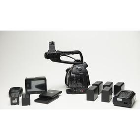 Canon C100 Com Gravador Ninja Grátis