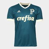 Camisa Palmeiras Iii 17 18 Torcedor adidas Masculina Dourado 49d86ca1abeee