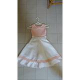 Vestido De Niña Elegante Fiesta Matrimonio Bautizo