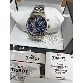 c84ae0d5dff Relógio Tissot Prc200 Fundo Azul - Relógios no Mercado Livre Brasil
