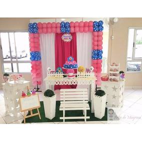 Decoração De Festa Infantil Galinha Pintadinha - Aluguel
