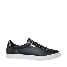 Zapato Tenis Pepe Jeans 9069 D172719 Negro Dama Envio Grati
