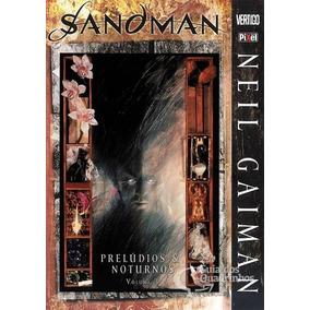 Coleção Sandman Preludios E Noturnos Vols 01 E 02