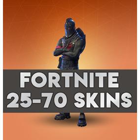 Fortnite C*o*n*t*a*s Aleatórias 25-50 Skins