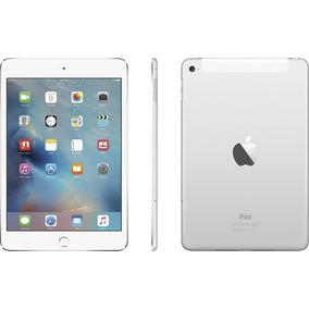 Apple - Ipad Mini 4 Wi-fi + Celular 16gb - Silver