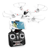 Drone A Radio Control Remoto Rc Camara Video En Vivo Hd 720p
