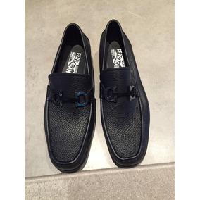 Sandalia Rasteirinha Salvatore Ferragamo Preta - Sapatos no Mercado ... b97f8ae33a