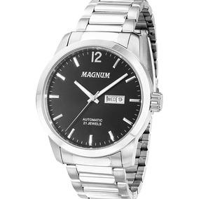 9010c6ac787 Relogio Magnus Masculino Automatico - Relógios De Pulso no Mercado ...