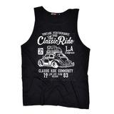 Regata Camiseta Masculina The Classic Ride - Alta Qualidade! 8e23c607367