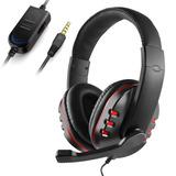Auricular Gamer Ps4 Microfono Headset Kolke Pc Skype Chat
