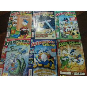 Aventuras Disney - 18 Edições