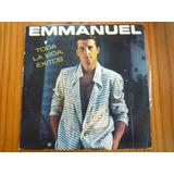 Emmanuel - Toda La Vida, Exitos (vinyl, Lp)