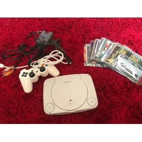 Playstation 1 + Jogos - Novíssimo !