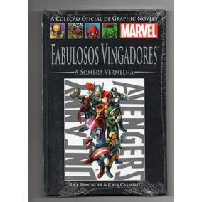 Coleção Hq Marvel Graphic Novels 132 Fabulosos Vingadores