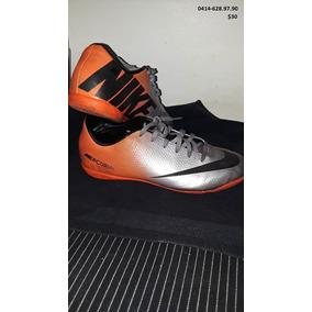 Zapatos Futbol Sala Talla Nike Mercurial 38.5 Usados 64dcdda84c226