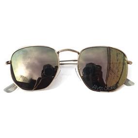 Óculos De Sol Feminino Espelhado Rosa Delicado Rave Moda - Óculos no ... d25e78e672