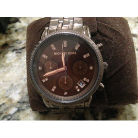 Relógio Michael Kors - Mk5547 - Original - Marrom