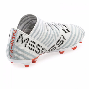 Botines Adidas Rojo Y Blanco De Messi - Botines Adidas Blanco en ... 5dd949a71e9db