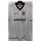 Camisa Corinthians Medial 2008 - Camisa Corinthians Masculina no ... 94731cba2b364