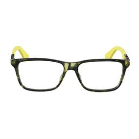 Armação Óculos Colorida Unissex Lentes Sem Grau Ótica M51143. 7. 88  vendidos - São Paulo · Óculos De Grau Carrera Casual Amarelo 897124eb21
