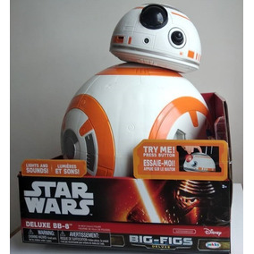 Star Wars - Ep7 Deluxe 18 Bb-8 Big Figs Pronta Entrega