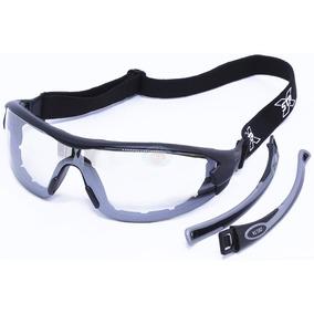 0abebe6db625b Oculos Delta Militar Incolor Ideal Para Futebol Proteção