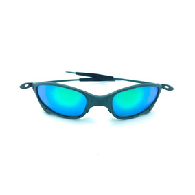Oakley Juliet Squared Preto Verde - Óculos De Sol no Mercado Livre ... 3f57ca9f94