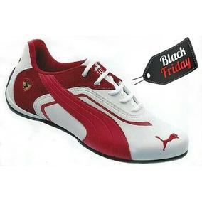Tênis Puma Ferrari Styfr-sf Match 30600201. 1 vendido · Tênis Puma Queima  De Estoque Frete Gratis 271abc72e135c