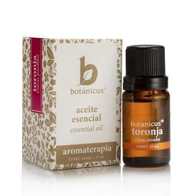 Aceite Esencial Toronja Botanicus Aroma Citrico Calma Estres