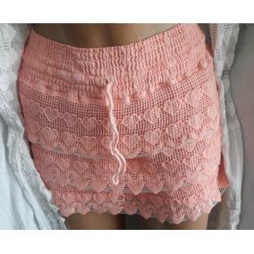 Falda Tejida Crochet - Ropa y Accesorios en Mercado Libre Colombia dbdabc0e82da
