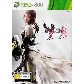 Jogo Final Fantasy Xiii 2 (usado) Xbox 360