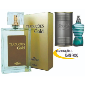 c5e8b1efe55 Traduções Gold Do ( Jean Pool) 100ml Original Hinide!