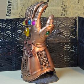 Luva Manopla Do Infinito Thanos Com Led Vingadores