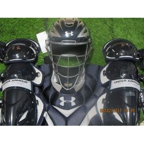 Under Armour Catchers Sets Profesional   Arreos Adulto Azul 3ebd3f2a04561