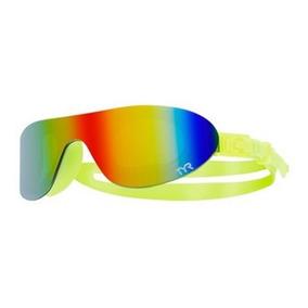 Goggles Nadar Swimshades Mirrored Yellow Tyr Googles 2ca3c0b0c06