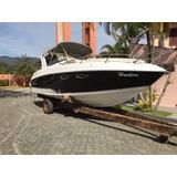 Ventura 265 Cabin Confort 2014 Motor V8 Com 260hp - Jp