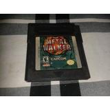 Juego Game Boy Color Metal Walker
