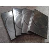 Capas ,box Com Luva De Dvds E Blurays R$ 0,30