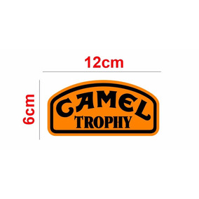 Adesivo Camel Trophy Rally Off Road Dakar 4x4