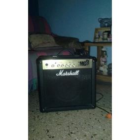 Amplificador Marshall Mg15 Fx