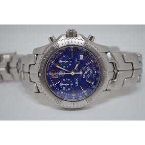 683b6e2481f Vendo Relogio Tag Heuer Link - Relógios no Mercado Livre Brasil