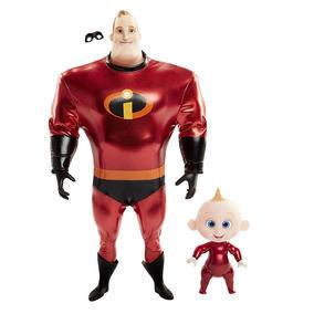Figuras Articuladas - Disney - Pixar - Os Incríveis 2 - Sr I