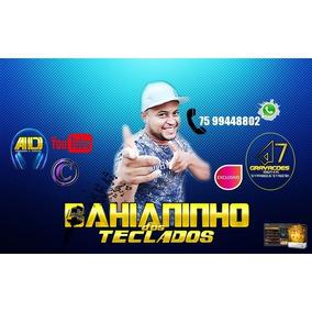Kit Sample Kontakt Arrocha Bahianinho Dos Teclados 2018